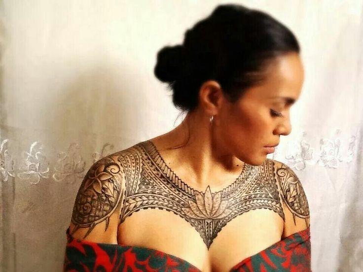 Amazing Samoan tattoo                                                                                                                                                                                 More