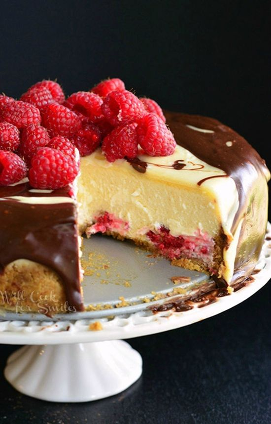 Do you crave cheesecake? Are you addicted to cheesecake? Do you find it impossible to stop eating it once you start? Then this list of mouthwatering c