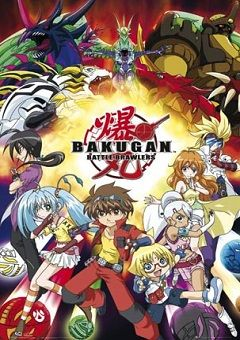 Bakugan Battle Brawlers | Watch cartoons online, Watch anime online, English dub anime