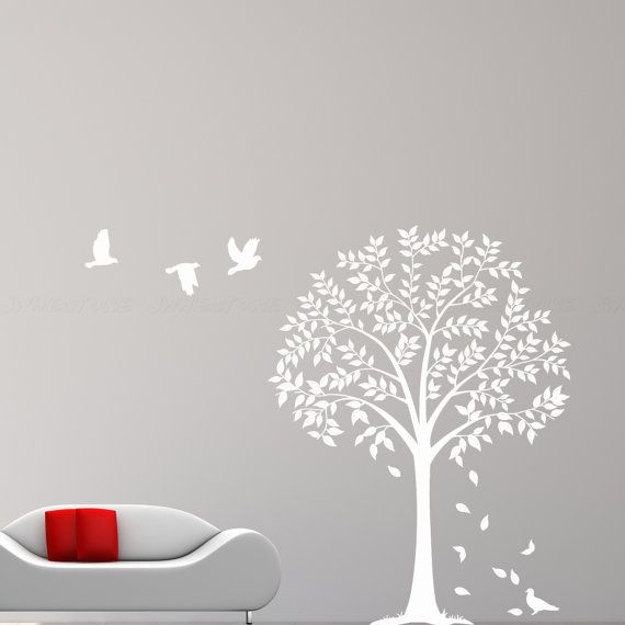 Nature Wall Decor 45 best wall decals images on pinterest | wall stickers, wall