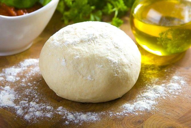 Przepis na Pizza – Podstawowa receptura na ciasto