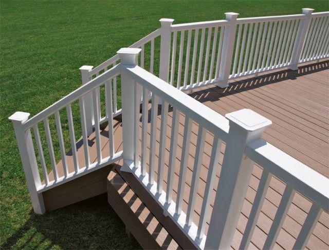Trex Deck Railing Composite Decking And Composite