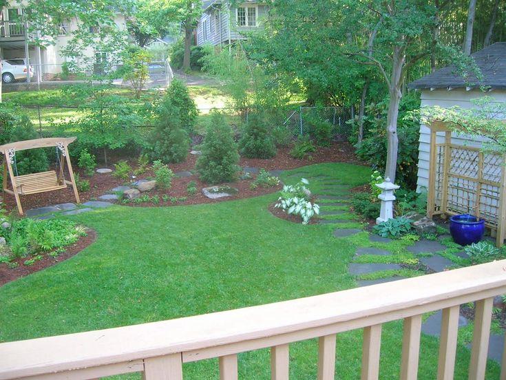 Best 25+ Large backyard landscaping ideas on Pinterest   Large ...