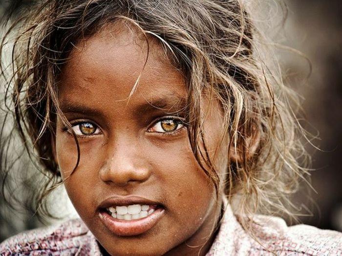 Augenfarbe Bedeutung augen hell