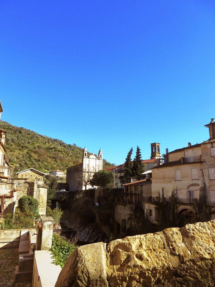 Dolcedo (IM), Val Prino, scorcio
