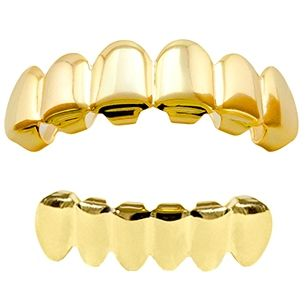 Grillz And Gold Teeth | Cheap Grillz | Fake Grillz | Hip Hop Jewelry