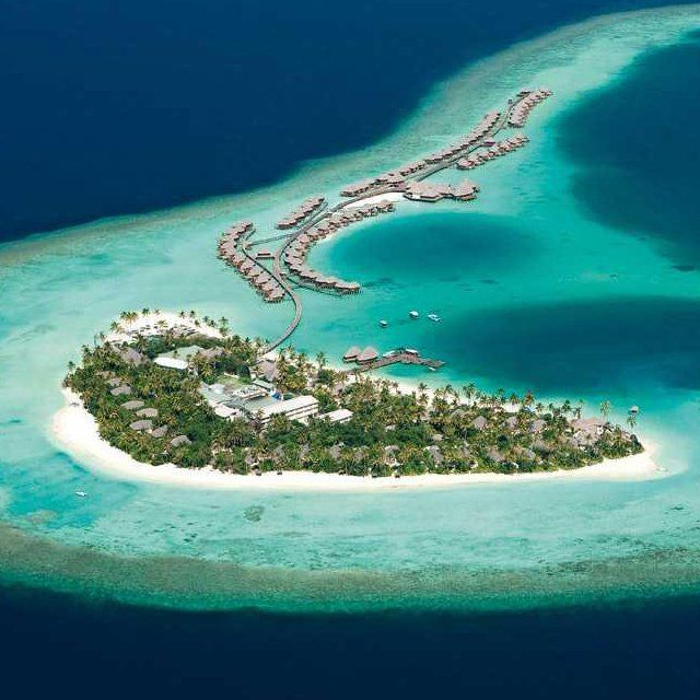 Baros Resort / Maldives