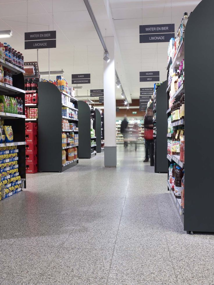 Terrazzo ideal for high-traffic commercial and retail use. Available at Signorino Tile Gallery
