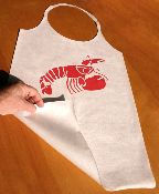 Disposable Cloth Lobster Bibs