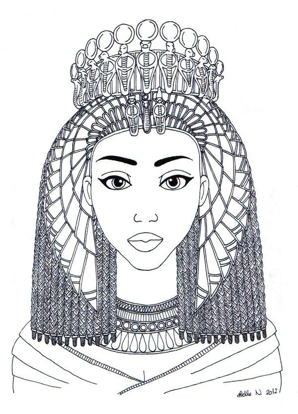 37 best images about Egyptian to colour on Pinterest  Dovers