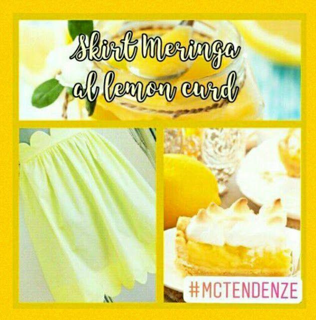 ilcosmoinborsa: Skirt Lemon Curd