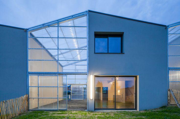 Gallery - 1 Social Housings in Riaillé / Mabire Reich - 1