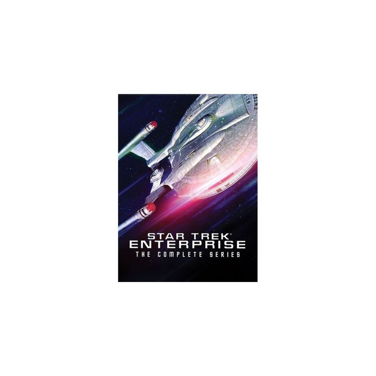 Star Trek: Enterprise - the Complete Series (Dvd)