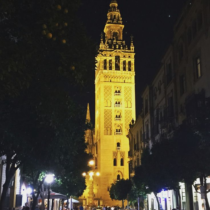 Cathedral  #Seville Spain
