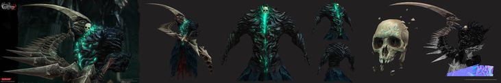 Castlevania: Lords of Shadow 2 - Texture and Shading Works - Polycount Forum