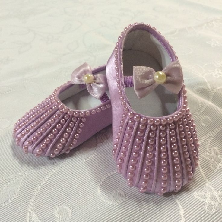 Sapatilha lilás