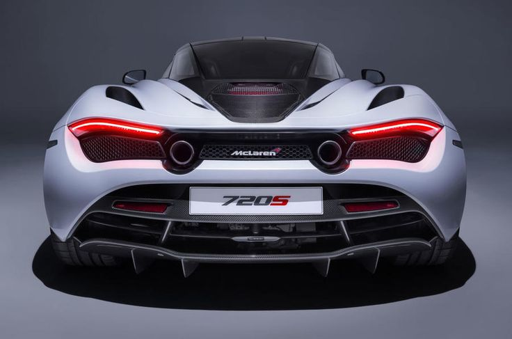 212mph McLaren 720S officially revealed
