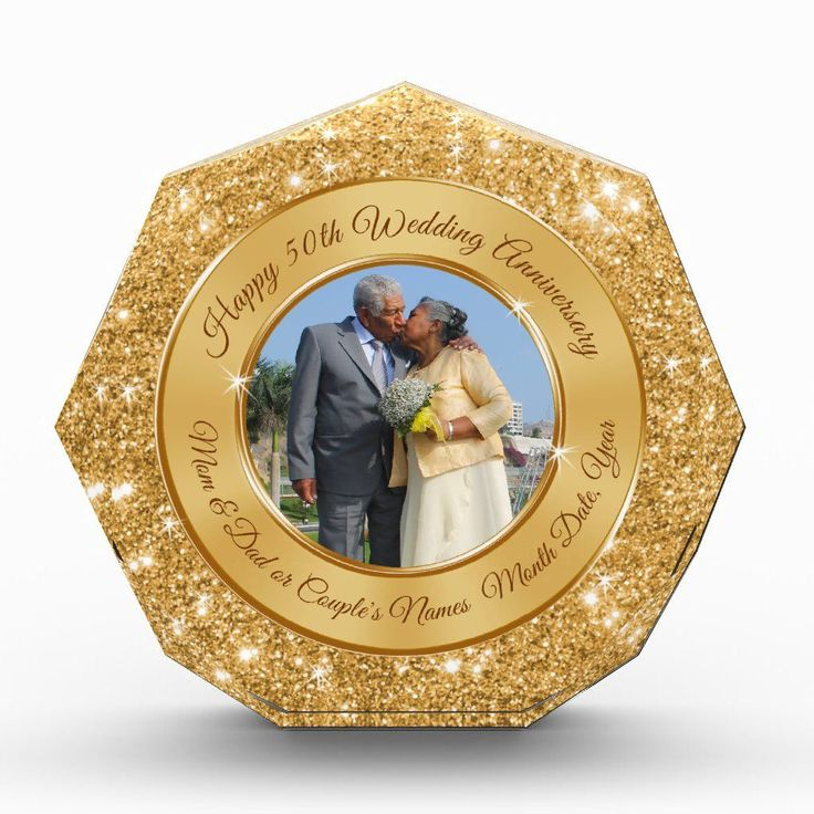 50th wedding anniversary gift ideas for parents in 2020