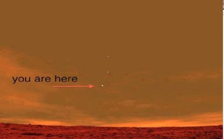 Earth from Mars   Science!   Pinterest