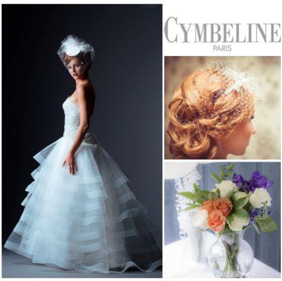 Découvrez notre sélection de robes Cymbeline 2016 disponible dans votre boutique de Marions Nous à Metz #onvasedireoui #mariage #marionsnous #metz http://goo.gl/NSrjI4