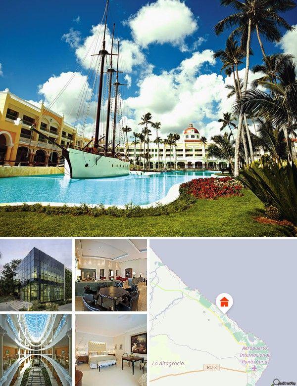 Dit hotel ligt direct aan het mooiste witte zandstrand van Bávaro, in het zuidoosten van de Dominicaanse Republiek. De internationale luchthaven Punta Cana ligt op slechts 35 minuten.
