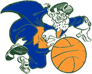 New York Knickerbockers Logo (1946/47 - 1963/64
