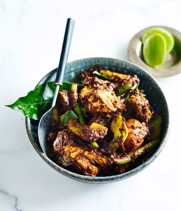 Mole chichilo with chicken (chichilo con pollo) :: Gourmet Traveller Magazine Mobile