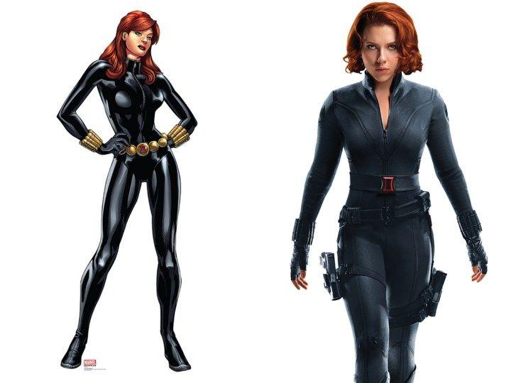 Favori Les 134 meilleures images du tableau Super Heroïnes sur Pinterest  HG38