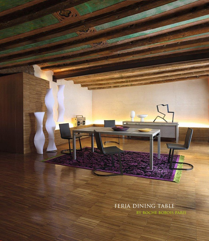 Feria Dining Table