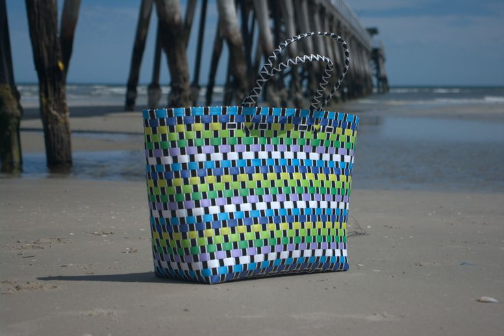 Periwinkle Beach Bag - 45x35x20cm  $20.00 each