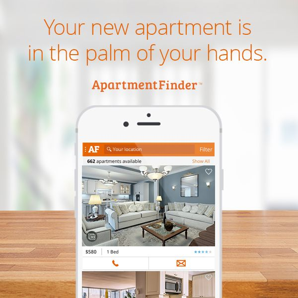 Welcome to the New Apartment Finder