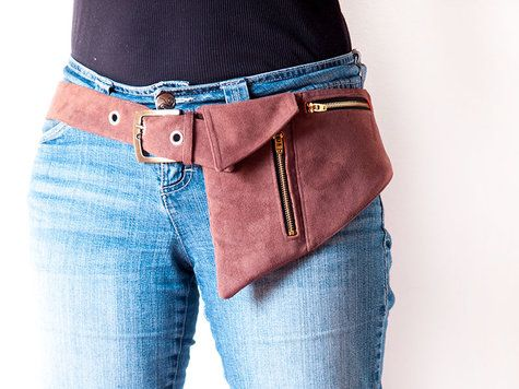 Phone Belt Pocket Pattern or hipster bag or fanny pack sewing pattern – Sewing Projects   BurdaStyle.com