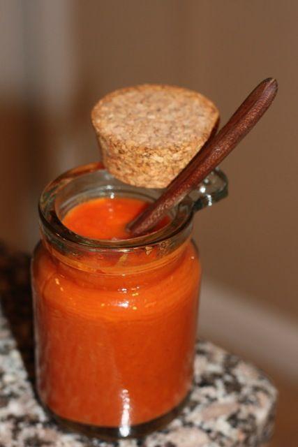 FODMAP friendly BBQ sauce from @Kate Mazur Scarlata