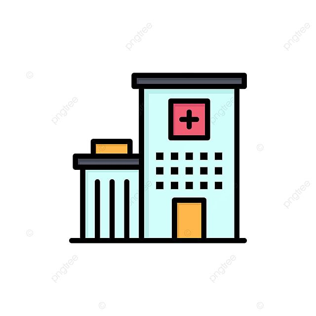 Hospital Hospital Icons Building Clinic Png And Vector With Transparent Background For Free Download Hospital Icon Hospital Building Icon