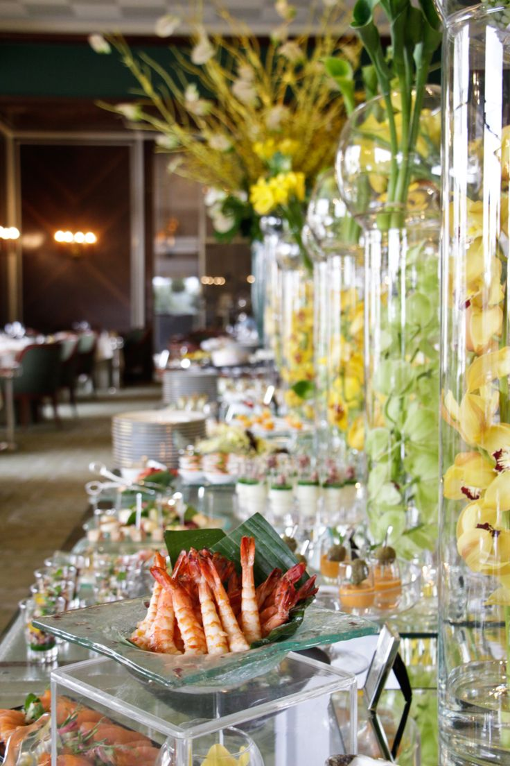 Flowers and Food - the perfect artwork