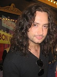 Constantine Maroulis - American actor and rock singer who was 6th finalist on the 2005 season of the American Idol. His Greek grandparents emigrated to the US in the '20s