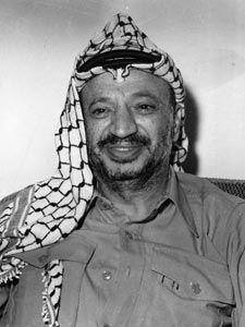 Yasser Arafat   HISTORY