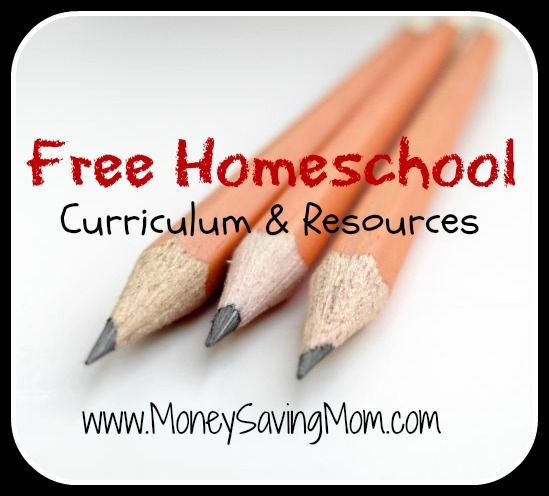 Here's this week's HUGE list of free homeschool curriculum and resources!