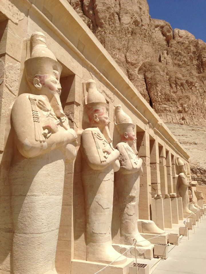 Temple of Hatshepsut | معبد حتشبسوت in Luxor, Luxor Governorate