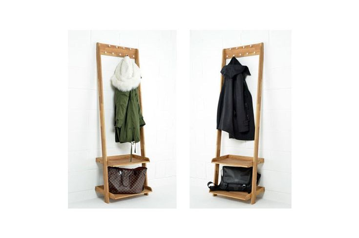 Leaning Clothes Organiser 3