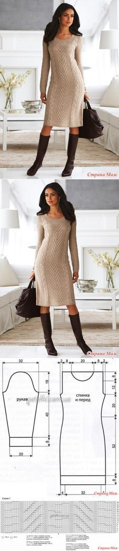 Платье Виктории Сикрет. Дополн | <br/> Knittin