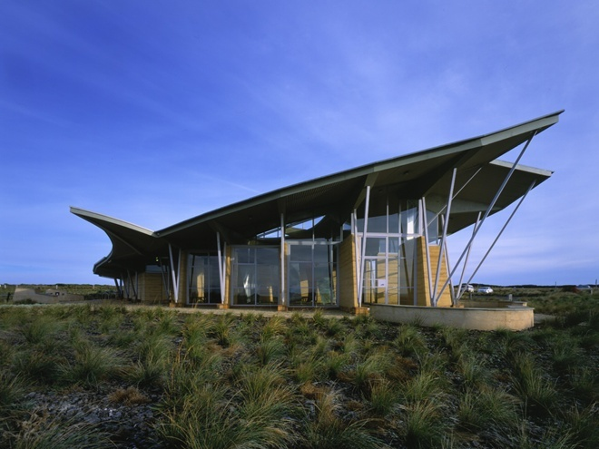 Twelve Apostles Visitor Centre - Gregory Burgess Architects