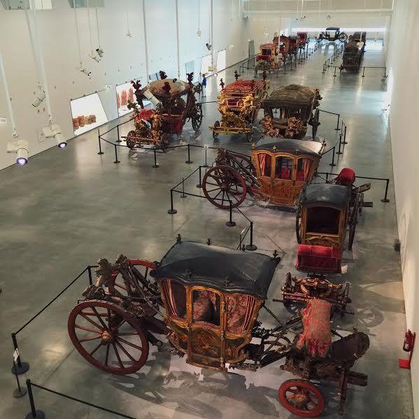 A coleção única do Museu Nacional dos Coches em Lisboa | Ione Omena