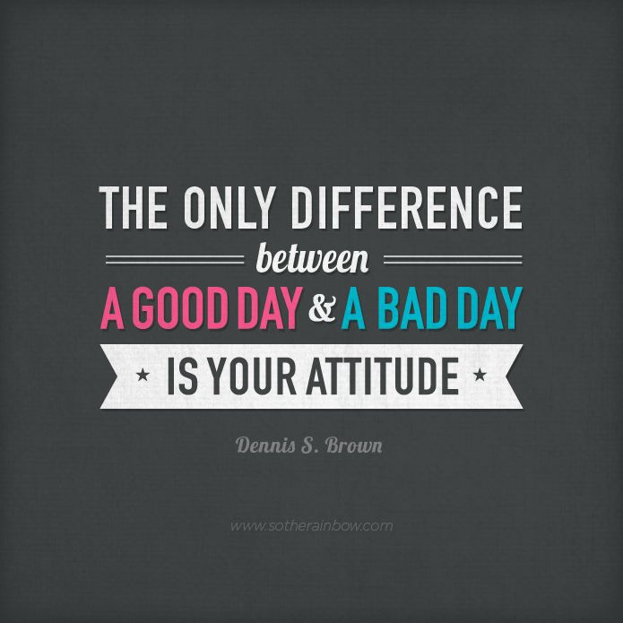 Positive Quotes For Bad Days Archidev