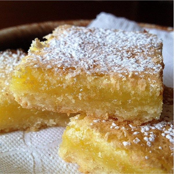 """Chef John's Lemon Bars I """"Truly an amazing recipe. This was my first time making lemon bars and I wasn't disappointed. The picture here doesn't do it justice and if you follow the video yours will turn out perfect."""""""