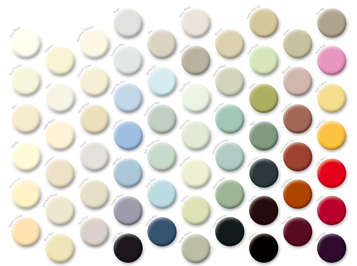 kitchen unit colours