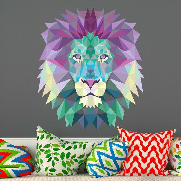 les 25 meilleures id es de la cat gorie tete de lion. Black Bedroom Furniture Sets. Home Design Ideas