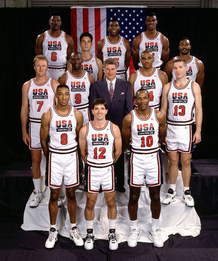 Classic Dream Team photos