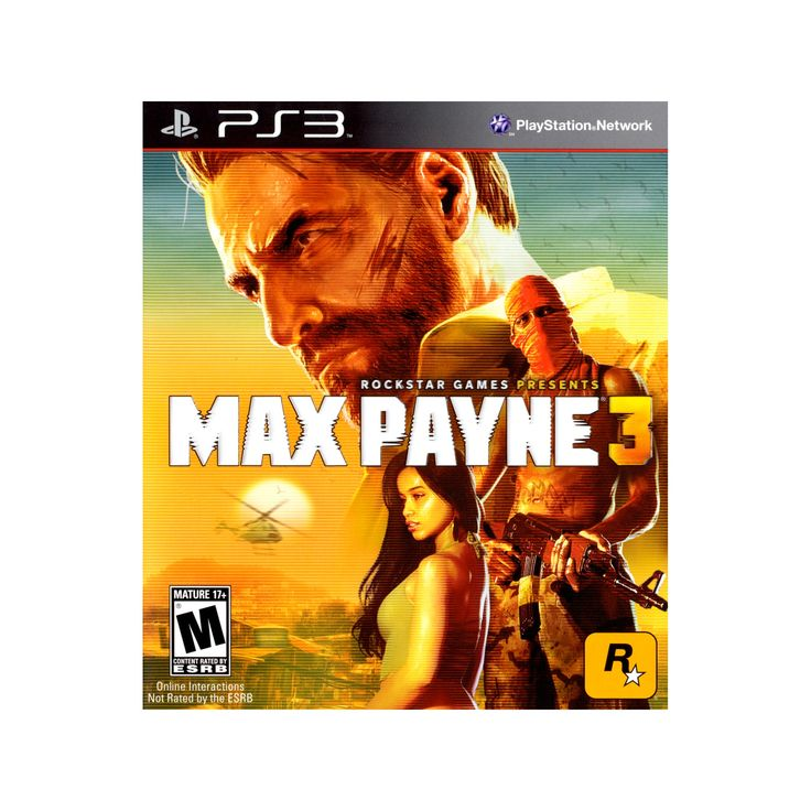 Max Payne 3 Pre-Owned PlayStation 3