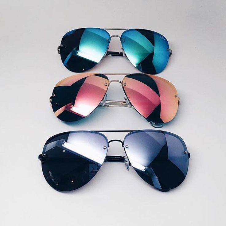 quay australia x amanda steele oversized aviators. silver reflect. I LIKE THE BOTTOM 2